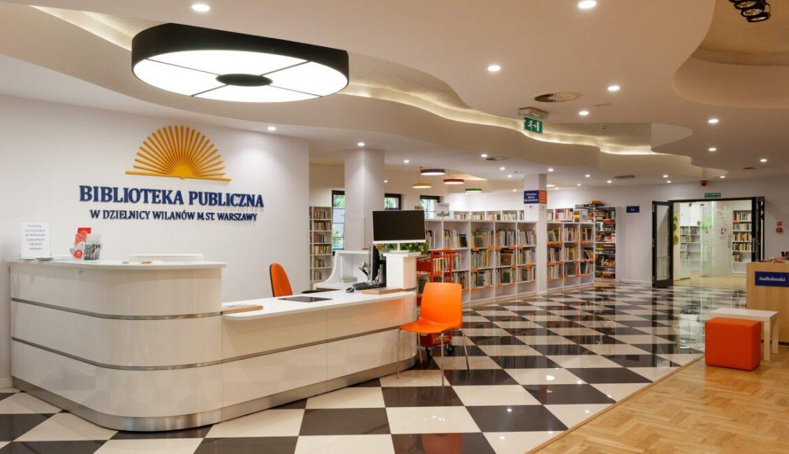 Biblioteka Wilanowska miasta stołecznego Warszawy
