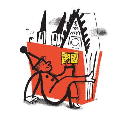 Wrocław ikona